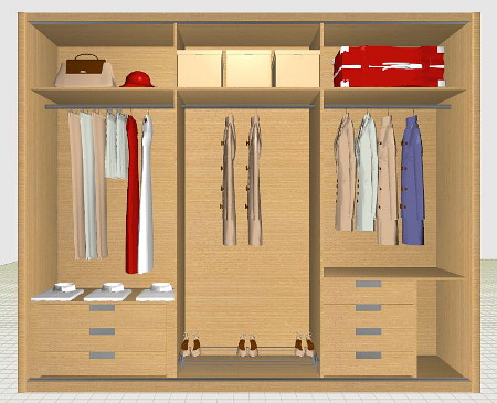 Autoclosets productos caracter sticas autoclosets lt 8 0 for Programa para disenar closet