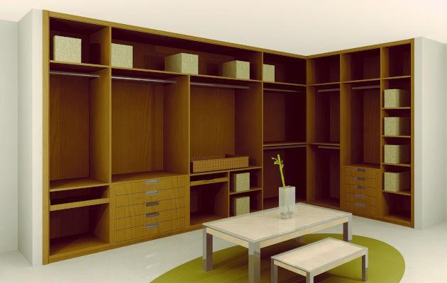 Autoclosets el programa de dise o de armarios - Disenar un armario ...